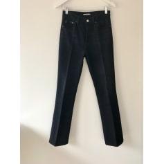 Jeans évasé, boot-cut ALEXA CHUNG FOR AG Noir