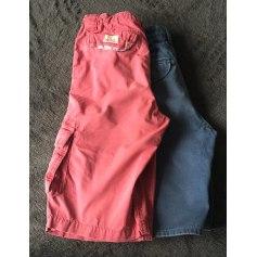 Bermuda Shorts IKKS Blue, navy, turquoise