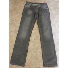 Jeans droit Marlboro Classics  pas cher