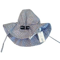 Chapeau JACADI Bleu, bleu marine, bleu turquoise