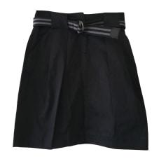 Midi Skirt COMPTOIR DES COTONNIERS Black