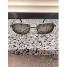 Monture de lunettes LONGINES Argenté, acier