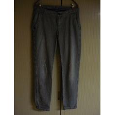 Jeans droit MAISON SCOTCH Multicouleur