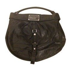 Leather Shoulder Bag MARC JACOBS Black
