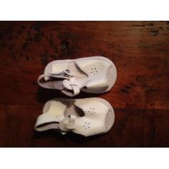 Buckle Shoes JACADI White, off-white, ecru