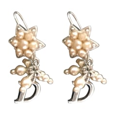 Earrings DIOR Silver