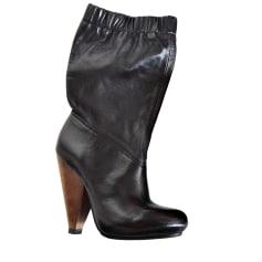 Stivali con tacchi ASH Nero