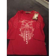 T-shirt TRIUMPH Red, burgundy