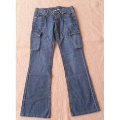 Jeans évasé, boot-cut MNG Jeans  pas cher
