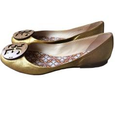 Ballerinas FABI Gold, Bronze, Kupfer