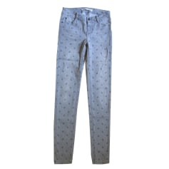 Skinny Jeans COMPTOIR DES COTONNIERS Gray, charcoal