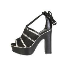 Sandales à talons Ana Lublin  pas cher