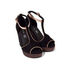 chaussures de séparation 7bd96 331e5 Sandales, nu-pieds André Femme : Sandales, nu-pieds jusqu'à ...