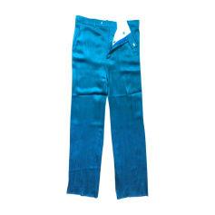 Pantalone largo GUCCI Verde