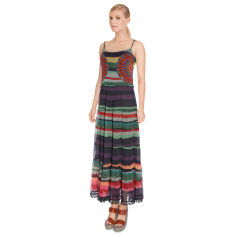 Maxi Dress DESIGUAL Multicolor