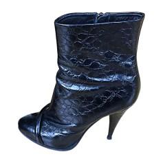 Bottines & low boots à talons GIVENCHY Noir