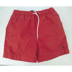 Swim Shorts RALPH LAUREN Red, burgundy