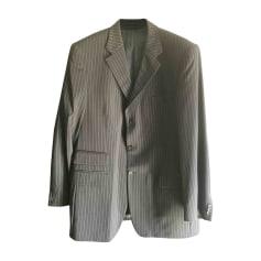 Veste de costume VERSACE Noir