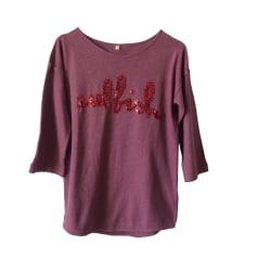 Top, tee-shirt BELLEROSE Rose, fuschia, vieux rose
