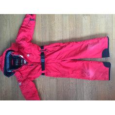 Ski Suit POIVRE BLANC Red, burgundy