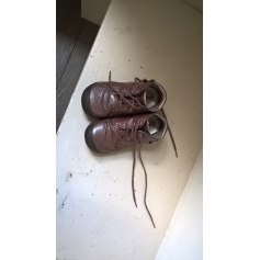 Chaussures à lacets ASTER Rose, fuschia, vieux rose