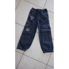 Jeans large, boyfriend Best Way  pas cher