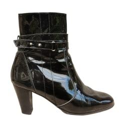 Bottines & low boots à talons ANN TUIL Noir