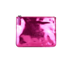 Non-Leather Clutch CHRISTOPHER KANE Pink, fuchsia, light pink