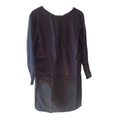Robe courte BELLEROSE Noir