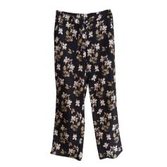 Pantalon droit ESSENTIEL ANTWERP Noir