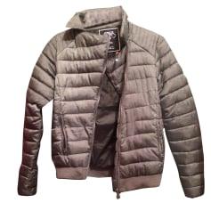 Down Jacket LE TEMPS DES CERISES Gray, charcoal