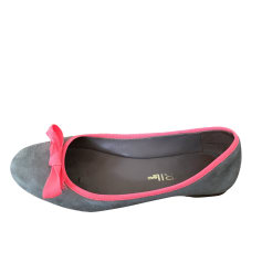 Ballerines AVRIL GAU Gris, anthracite
