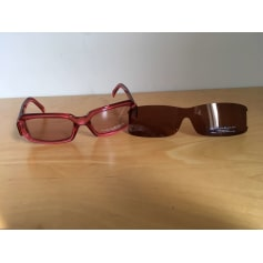 Sunglasses DONNA KARAN Pink, fuchsia, light pink