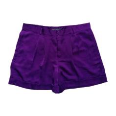 Shorts RALPH LAUREN Purple, mauve, lavender