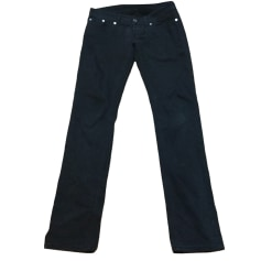 Jeans slim DONDUP Nero