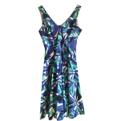 Midi Dress NINE WEST Multicolor