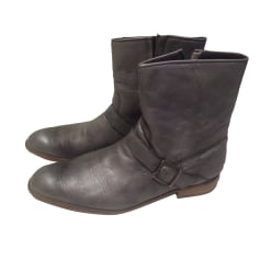 Boots ZADIG & VOLTAIRE Gray, charcoal