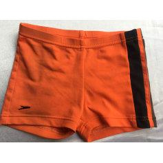 Boxer de bain DUNLOP Orange