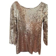 Mini-Kleid CLAUDIE PIERLOT Gold, Bronze, Kupfer