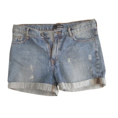 Denim Shorts THE KOOPLES Blue, navy, turquoise