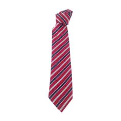 Cravatta YVES SAINT LAURENT Rosso;blu;argento;azzurro