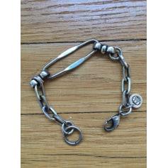 Bracelet ADELINE AFFRE Argenté, acier
