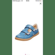 Baskets ASTER Bleu, bleu marine, bleu turquoise