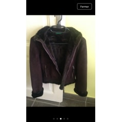 Veste BENETTON Marron