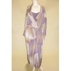 Robe de chambre ARGENTOVIVO Violet, mauve, lavande