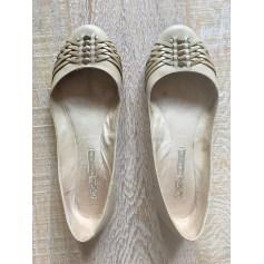 Ballet Flats BUFFALO Beige, camel