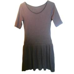 Robe courte BELLEROSE Violet, mauve, lavande