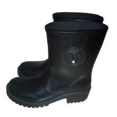 3f245dd6e26e Bottes de pluie Armani Jeans Femme   articles tendance - Videdressing