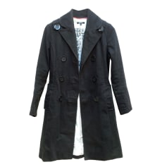 Pea Coat DKNY Black