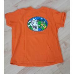 Tee-shirt KUKUXUMUSU Orange